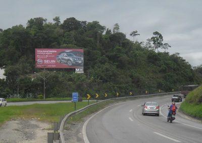 BR 101 , KM 262, BIFURCAÇÃO COM VIA LAGOS